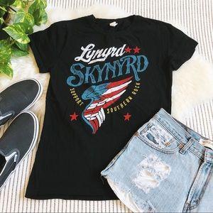 🌿 Lynyrd Skynyrd Vintage Band Tee 🌿